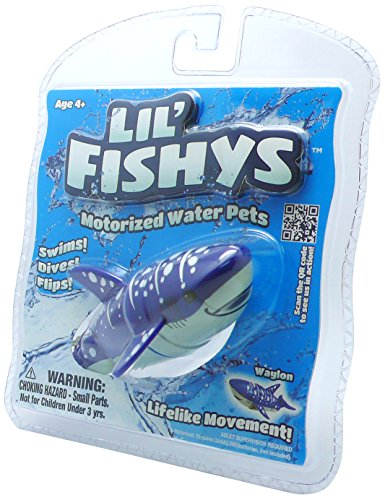 Lil Fishy Waylon Toy