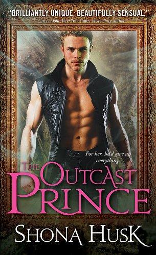 Outcast Prince (Annwyn) by Shona Husk