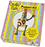Paul Lamond Crafty Kids Puppet Kit Knight