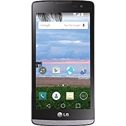 NET10 LG Destiny No Contract Phone - Retail Packaging - Black