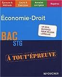 echange, troc Jean-Luc Koehl, Francis Laffargue - Economie-Droit BAC STG