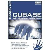 """Hands On Cubase Vol. 1 - Grundlagen und Einf�hrung (PC+MAC)von """"DVD Lernkurs"""""""