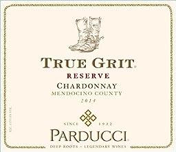 2014 Parducci True Grit Reserve Chardonnay 750ml Wine