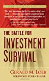 The Battle for Investment Survival (A Marketplace Book)