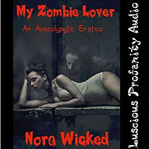 My Zombie Lover Audiobook