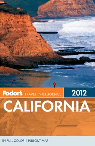 Fodor's California 2012 (Full-color Travel Guide)