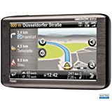 Medion GoPal P5460 Tragbares Navigationssystem (12,7 cm (5 Zoll)Touchscreen, 4GB intern, TMC Pro, Kartenmaterial Europa, Bluetooth, Geschwindigkeitsassistent)