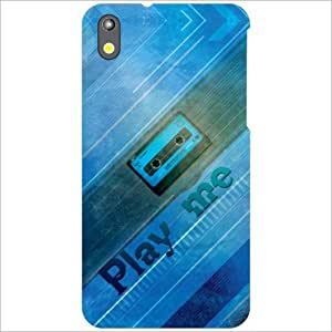 HTC Desire 816 Back Cover - Abstract Designer Cases