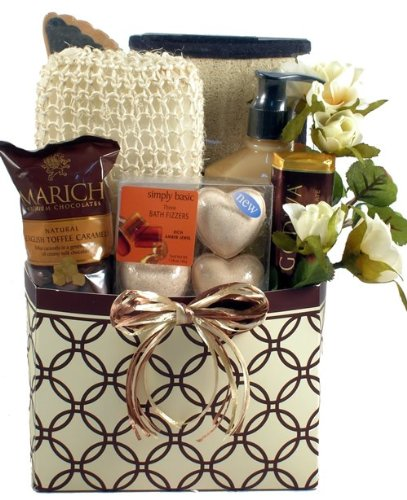 Gift Basket Village Inspiration's for Her Spa