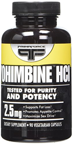 Primaforce YOHIMBINE HCI 2.5 mg - 90 CAPS