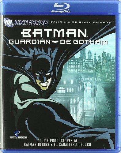 Batman Guardian De Gotham [Blu-ray]