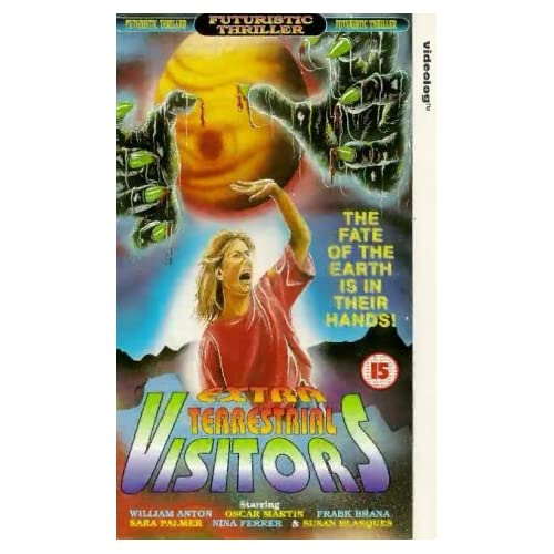 Pod People a k a  Extra Terrestrial Visitors  1983 / VHSRip preview 0