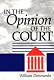 img - for In the Opinion of the Court book / textbook / text book