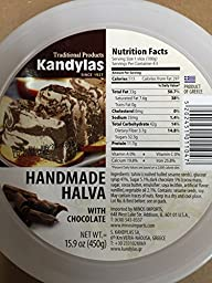 Handmade Halva with Chocolate 450g by…