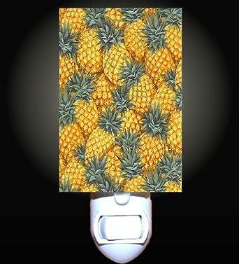 Pineapples Decorative Night Light