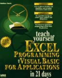 Teach Yourself Visual Basic for Applications in 21 Days (Sams Teach Yourself)