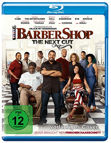 Barber Shop - The Next Cut [Blu-ray]