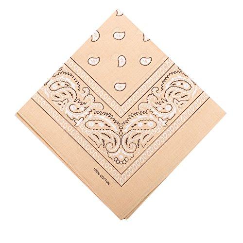 ilovediy-bandana-foulard-coton-original-coloris-paisley-beige