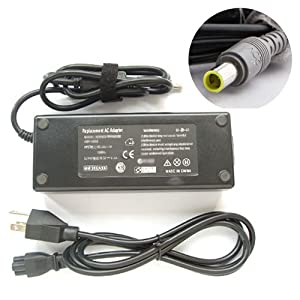 Lenovo IBM Thinkpad T400 7417 Laptop Adapter (20 Volt, 4.5 Amp, 90 Watt) - Replacement Laptop Adapter