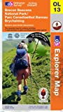 Explorer OL13 Brecon Beacons East ~ The Outstanding All Weather Map