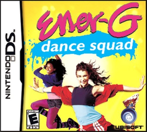 Ener-G Dance Squad - Nintendo DS - 1