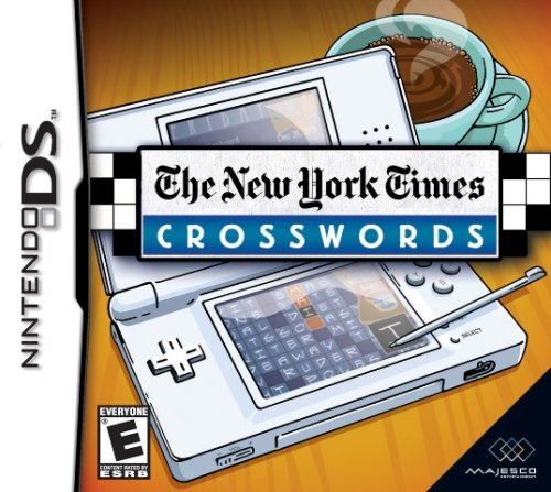New York Times Crosswords - Nintendo DS