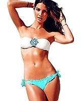 Samgu-2 pièces Sexy Femme Bikini Maillots De Bain Beachwear avec Cristal