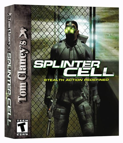 Tom Clancy'S Splinter Cell - Pc front-698441