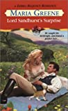 img - for Lord Sandhurst's Surprise (Zebra Regency Romance) book / textbook / text book