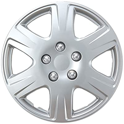 Set of Four Replica 2005 - 2006 15 inch Toyota Corolla Hubcaps - Wheel Covers