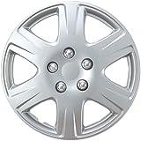 "422 Series Toyota Corolla 15"" Hubcaps Wheel Covers New Set"