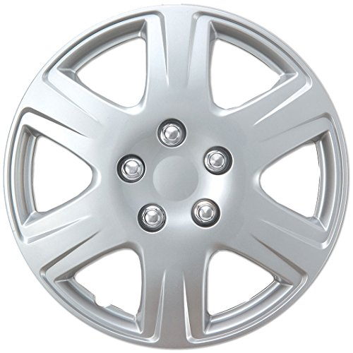 15″ SET OF 4 HUBCAPS TOYOTA COROLLA WHEEL COVERS DESIGN ARE UNIVERSAL HUB CAPS FIT MOST 15 INCH WHEELS