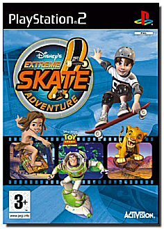 51SP7JZ6YKL Cheap  Disneys Extreme Skate Adventure