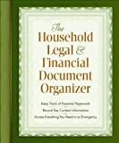 Household Legal and Financial Document Organizer, The