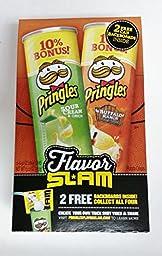 Pringles Flavor Slam Pack Sour Cream & Onion + Buffalo Ranch (2 pack)