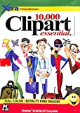 10,000 Clipart Essential - Full Color - Royalty Free Images - Picture Browser Compatible
