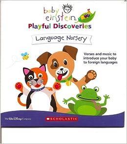 Language Nursery (Baby Einstein: Playful Discoveries) Unknown Binding