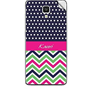 Skin4Gadgets Kaveri Phone Skin STICKER for XIAOMI REDMI 1