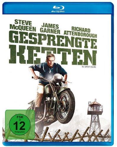 Gesprengte Ketten [Blu-ray]