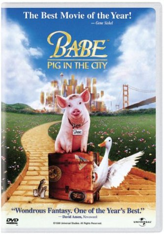 Babe: Pig in the City - George Miller