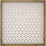 """Precisionaire 10255.012020 Furnace Air Filter 20""""x20""""x1"""" (Pack of 12)"""