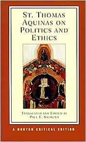 Thomas aquinas on politics and ethics online dating