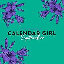 September (Calendar Girl 9) Hörbuch von Audrey Carlan Gesprochen von: Dagmar Bittner