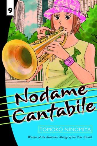 Nodame Cantabile 9 (Nodame Cantabile)Tomoko Ninomiya