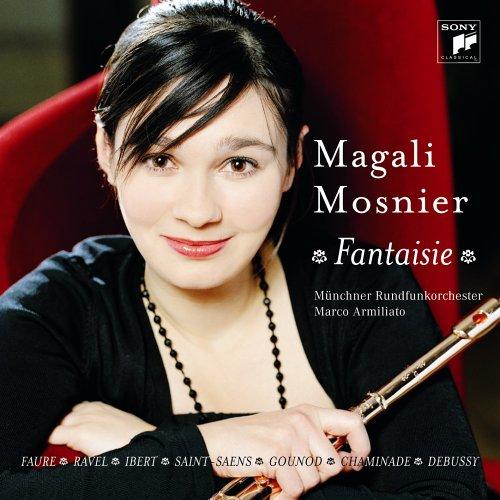 Fantaisie Pour Flûte : Extraits D'oeuvres De Fauré, Ravel, Ibert, Gounod, Debussy