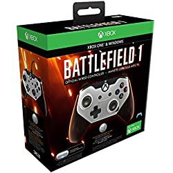 PDP Battlefield 1 Official Wired Controller for Xbox One & Windows