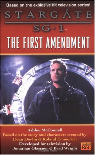 Stargate SG-1: The First Amendment, Ashley McConnell