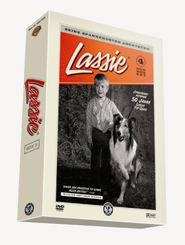 Lassie Collection - Volume 3 (4 DVDs)