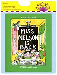 * CARRY ALONG BOOK & CD MISS NELSON