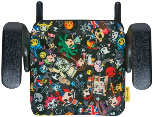 Clek Olli Special Edition Tokidoki Backless Booster Seat, Rebeli front-193448